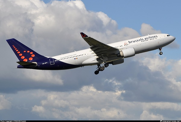 Brussels Airlines Airbus