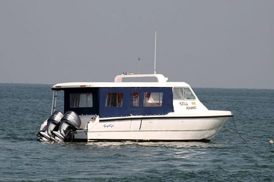 Sea Coach Boat