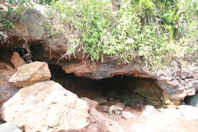 Foriwater Cave