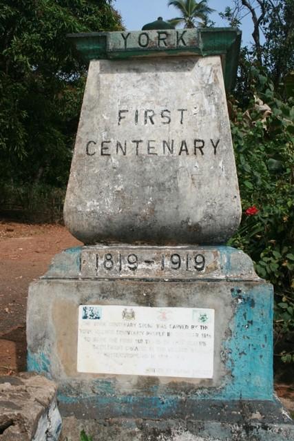 York Centenary