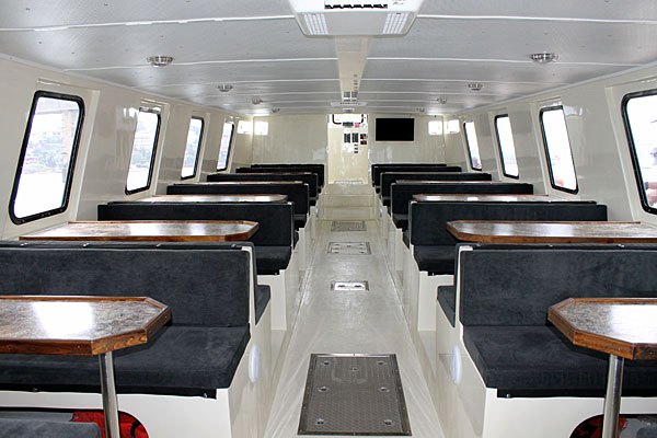 Sea Coach Express to launch new 72 seater boat
