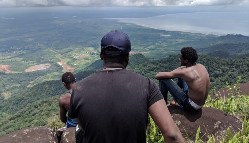 Discover Sierra Leone, Before everyone else does